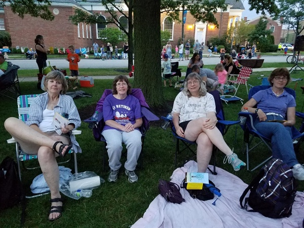 Park Ridge Concert and Ice Cream Social