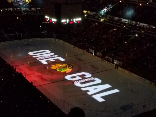 Blackhawks Game