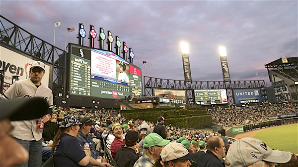 2018 Four Winds/CMSC at White Sox Game and Tailgate Party