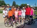 September 2018 Fox River Bike Ride