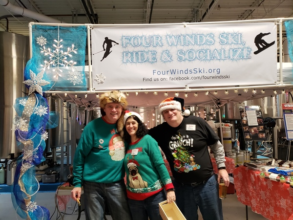 Four Winds Annual Holiday Party in review