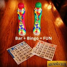 Restaurant of the Month - Alumni Club & Bar Bingo Nite