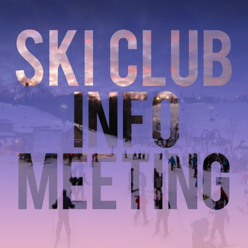 Club General Meeting