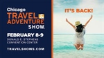 It's Back....Chicago 2020 Travel & Adventure Show